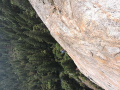Rock Climbing Photo: Always great exposure throughout the climb with gr...