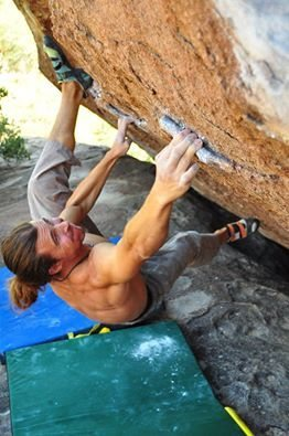 Rock Climbing Photo: Animal Acts