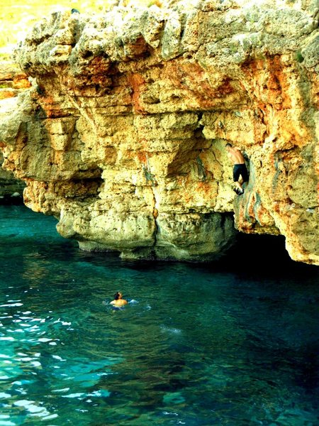 Rock Climbing Photo: Sn Vito Lo Capo in Sicily