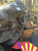 Rock Climbing Photo: The Amoeba