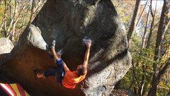 Rock Climbing Photo: Having some fun on Cooperazi!