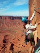 Rock Climbing Photo: Jah Man