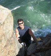 Rock Climbing Photo: OTTER CLIFFS ACADIA NATIONAL PARK