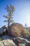 Rock Climbing Photo: The Refrigerator