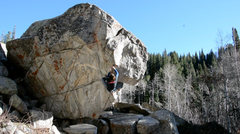 Rock Climbing Photo: Prowler