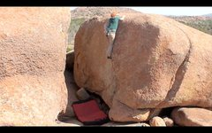 Rock Climbing Photo: the grinder-