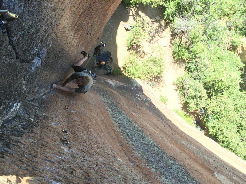 Rock Climbing Photo: Penetente Classic