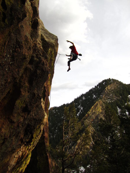Rock Climbing Photo: Photo by Mt Project contributor Phil Lauffen.