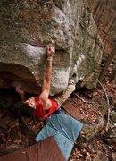 Rock Climbing Photo: Cascadia (V8FA) Cascades VA