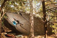 Rock Climbing Photo: FSM (v7) GHSP