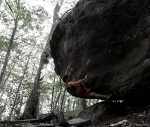 Rock Climbing Photo: Lifestyles (V9) GHSP