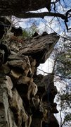 Rock Climbing Photo: Here's a different perspective of this sweet expos...