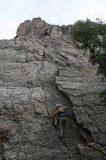 Rock Climbing Photo: Tinker Toys