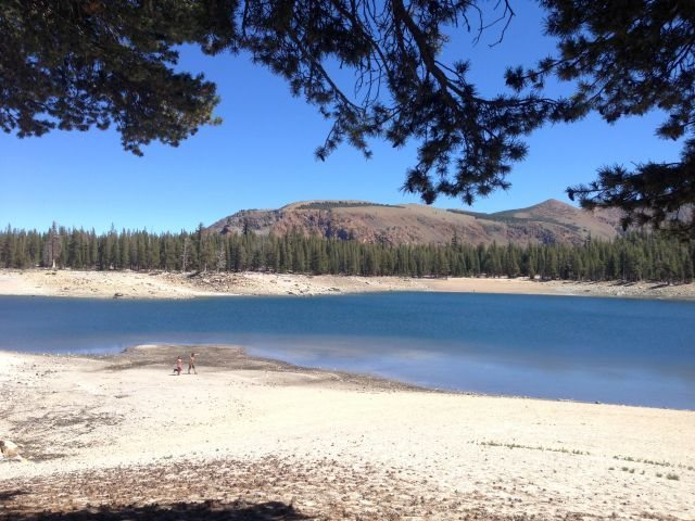 Horseshoe Lake, Mammoth Lakes Basin