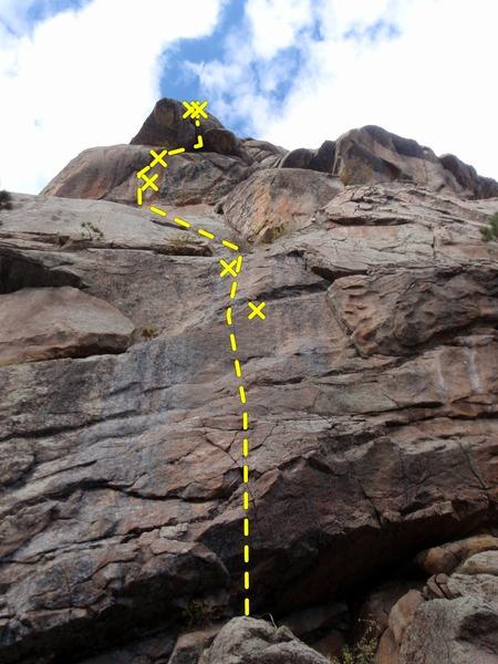 Rock Climbing Photo: Grace and Power.