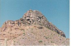 Rock Climbing Photo: Owl's Head