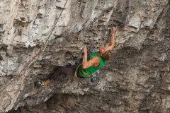 Rock Climbing Photo: Nik Berry, soul crusher.  Photo by Jonathan Vicker...