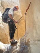 Rock Climbing Photo: round 2 woop woop!