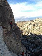Rock Climbing Photo: studs hiking the wren   photo by snickelfritz