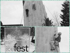 Rock Climbing Photo: Ice Fest