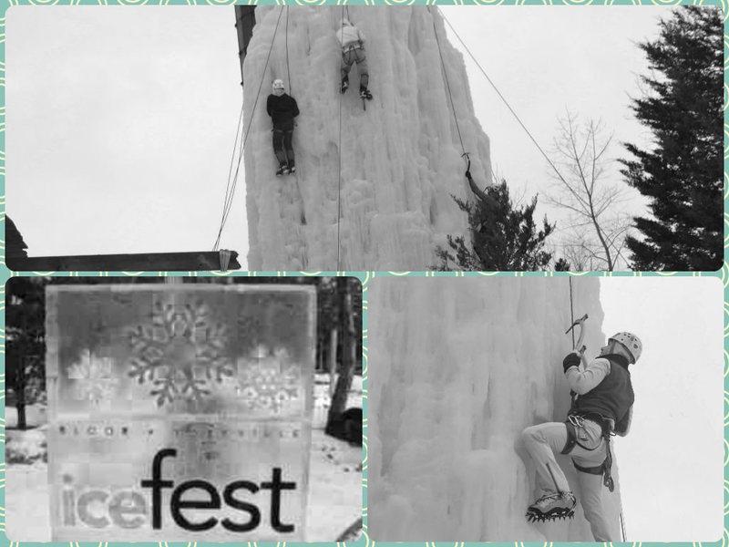 Rock Climbing Photo: Ice Fest- Feb. 28, 2015