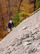 Rock Climbing Photo: Lucky Charms Direct: RW follows P1