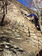 Rock Climbing Photo: STARTing Birthday Brushings