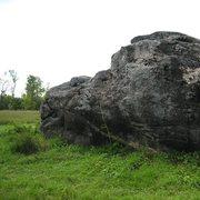 Rock Climbing Photo: east face