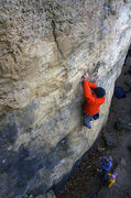 Rock Climbing Photo: Belayed by Isaac and Cosette, the future Femme Fat...