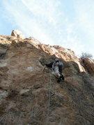 Rock Climbing Photo: Moonpie
