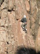 Rock Climbing Photo: Zero Gravity