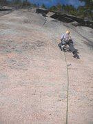 Rock Climbing Photo: Pitch 3 $$$