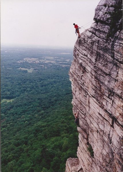 Sheri and Randy Chalnick captured the beauty of last pitch of High Exposure.