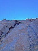 Rock Climbing Photo: Updog 5.7