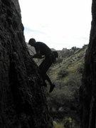 Rock Climbing Photo: Slot #2
