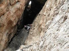 Rock Climbing Photo: Slot #1
