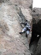 Rock Climbing Photo: Left