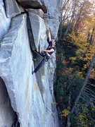 Rock Climbing Photo: The Guillitine