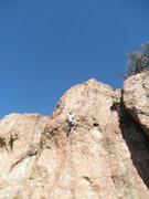 Rock Climbing Photo: Irreverend Moon