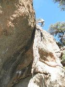 Rock Climbing Photo: Set Phasers To Stun