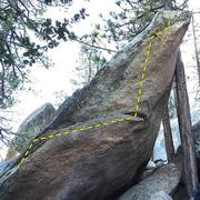 Rock Climbing Photo: Yardarm
