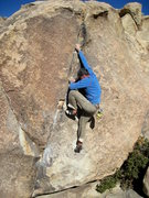 Rock Climbing Photo: The man, the myth, the legend: K.D. supreme, cruis...