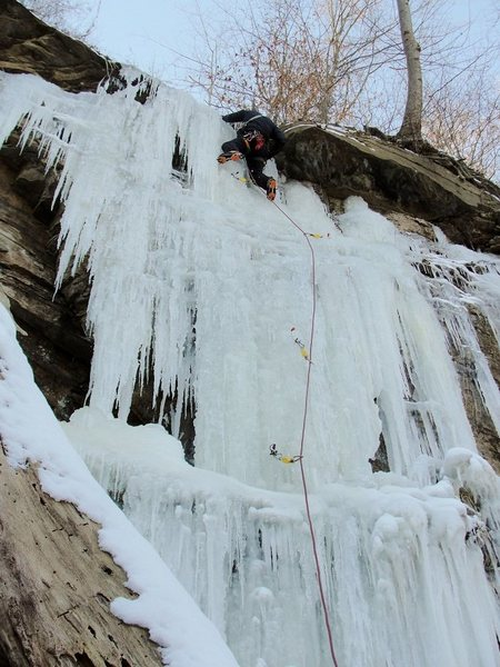 Rock Climbing Photo: 9