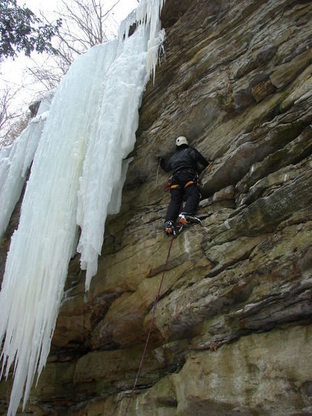 Rock Climbing Photo: 16