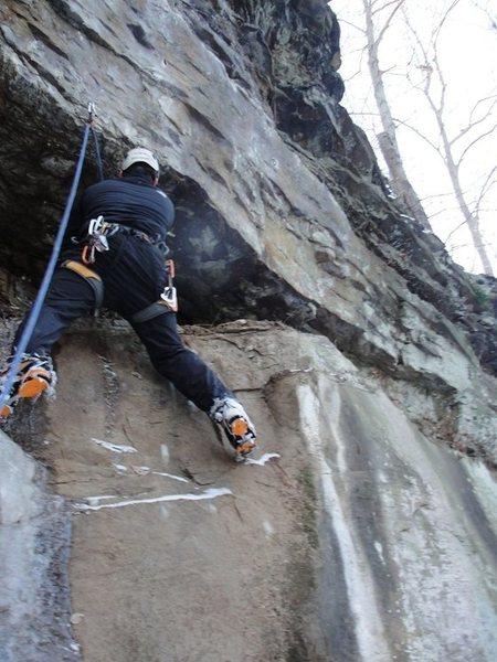 Rock Climbing Photo: 23