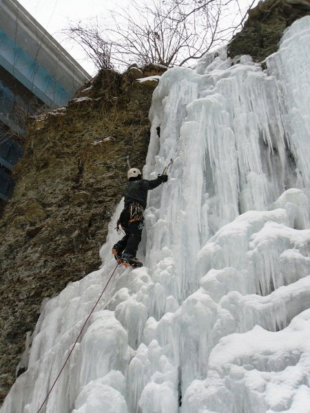 Rock Climbing Photo: 40