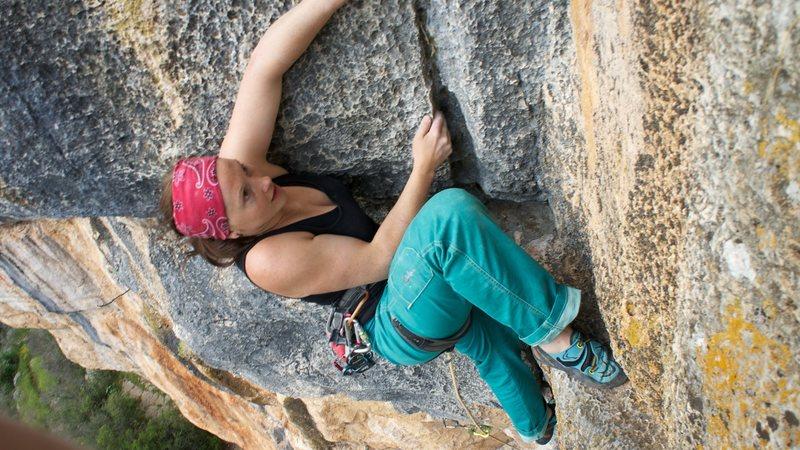 Rock Climbing Photo: Sportsclimbing in croatia