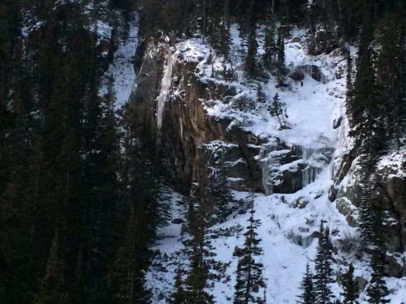 Rock Climbing Photo: Mixed Feelings.