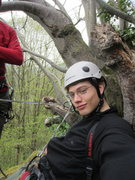 Rock Climbing Photo: Multi-Pitch in Freyr, Belgium 2013