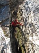 Rock Climbing Photo: Sergio Robbiati on Conor's Corridor